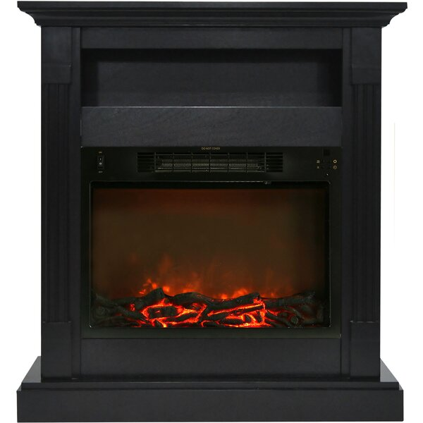 Andillac Electric Fireplace by Loon Peak Loon Peak