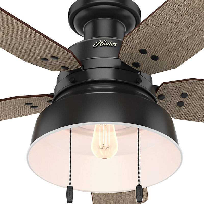 Flush Mount Ceiling Fan