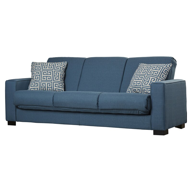 Brayden Studio Swiger Convertible Sleeper Sofa & Reviews