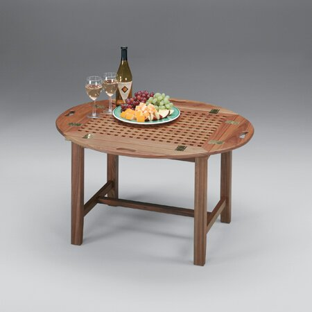 Butler Dinning Table by Whitecap Industries