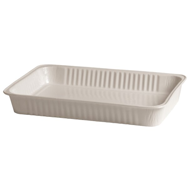Estetico Quotidiano Baking Dish by Seletti