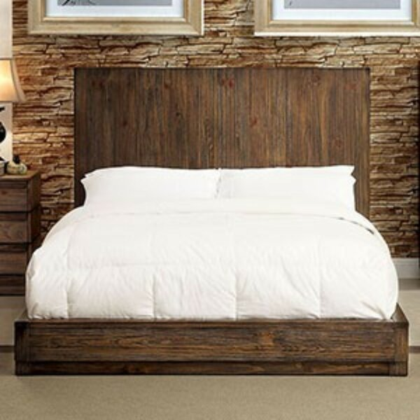 Brisson Platform Bed by Loon Peak