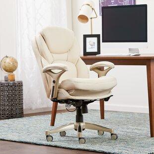 Sensational Serta Works Ergonomic Executive Chair Pabps2019 Chair Design Images Pabps2019Com
