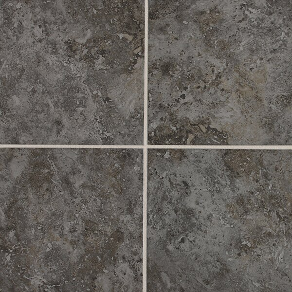 Cromwell 12 x 12 Ceramic Field Tile in Ashland by Itona Tile