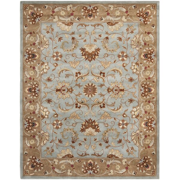 Cranmore Blue/Beige Area Rug by Charlton Home