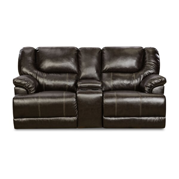 Top Offers Starr Motion Reclining Loveseat by Darby Home Co by Darby Home Co