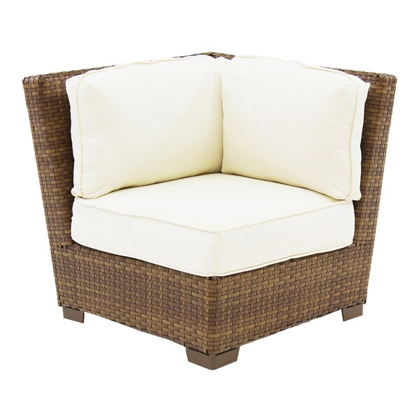 St Barths Patio Chair with Sunbrella Cushions by Panama Jack Outdoor