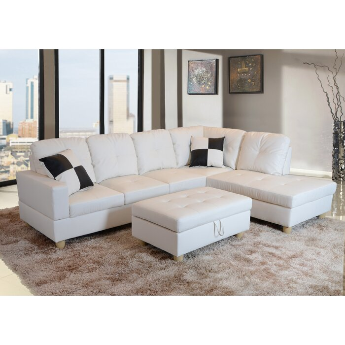 Incredible Maumee Sectional With Ottoman Machost Co Dining Chair Design Ideas Machostcouk