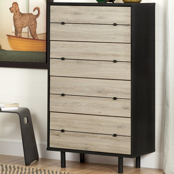 Bookout 4 Drawer Chest by Langley Street