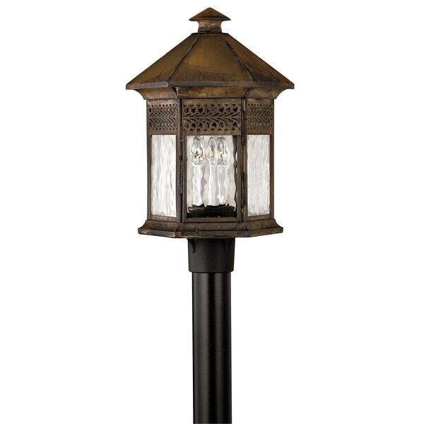 Westwinds Outdoor 3-Light Lantern Head by Hinkley Lighting