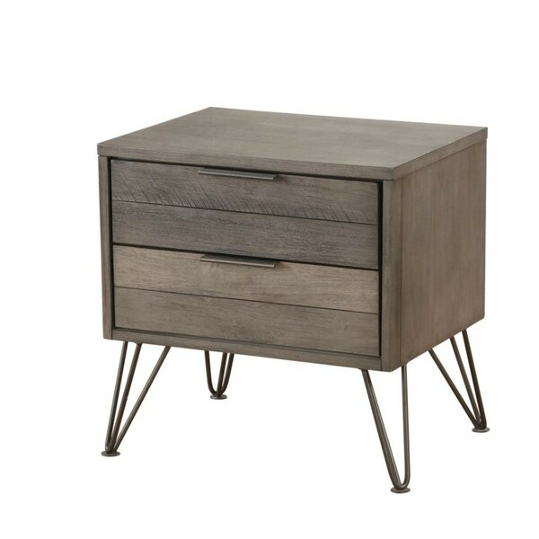 Brame 2 Drawer Nightstand by Foundry Select Foundry Select