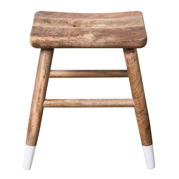 Johnny Accent Stool by Loon Peak
