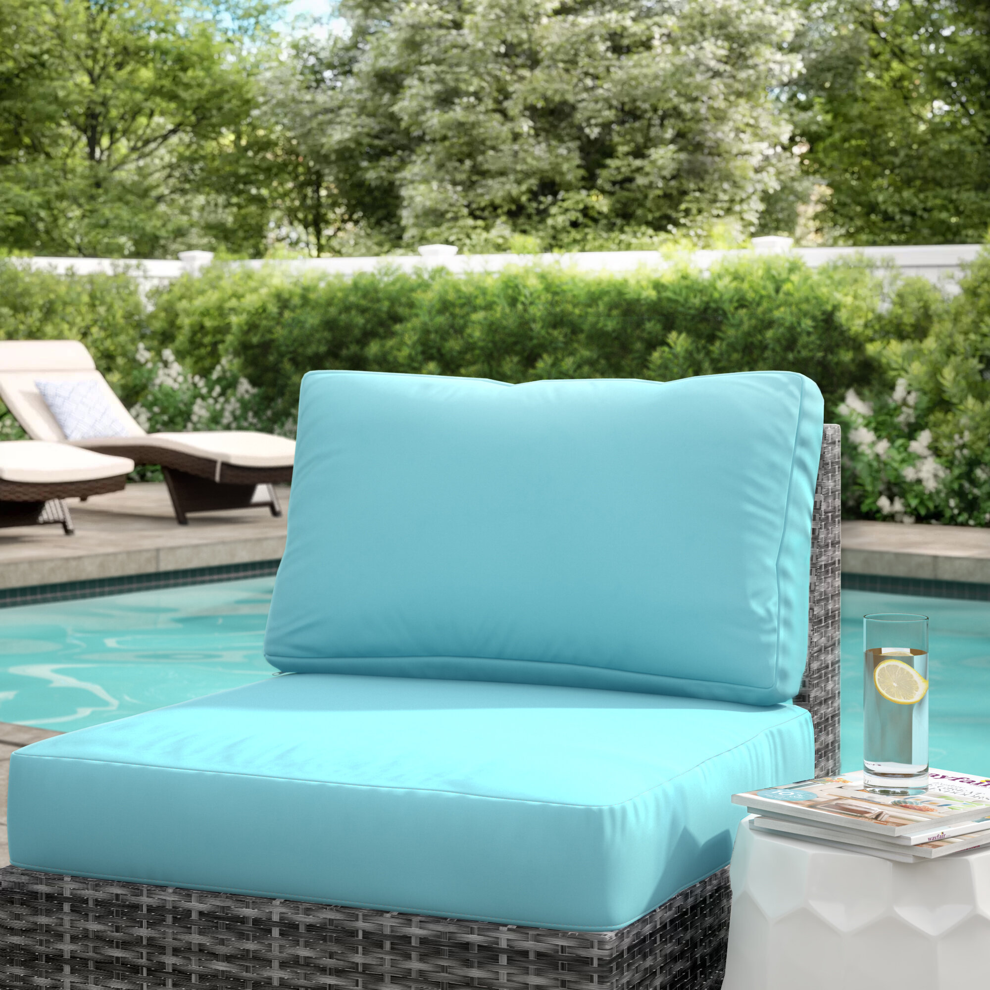 Fairfield Indoor Outdoor Cushion Cover