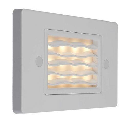 Ledra Light LED Step Light by Bruck Lighting