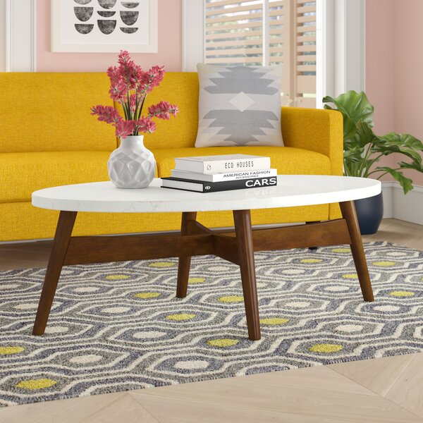 Wooten Coffee Table by George Oliver George Oliver