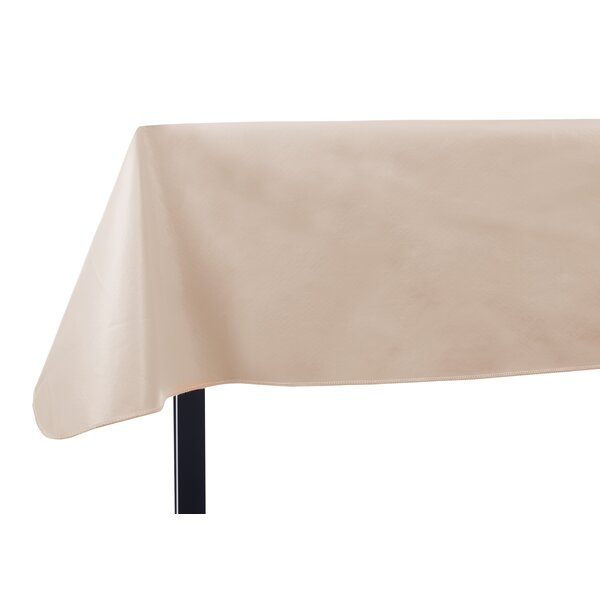 Heavy Duty Vinyl Rectangle Tablecloth by The Holiday Aisle