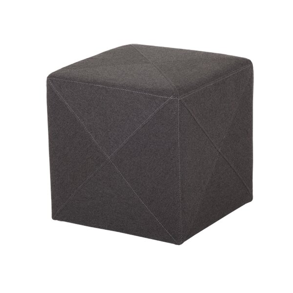 Fishback Jackson Cube Ottoman by Wrought Studio