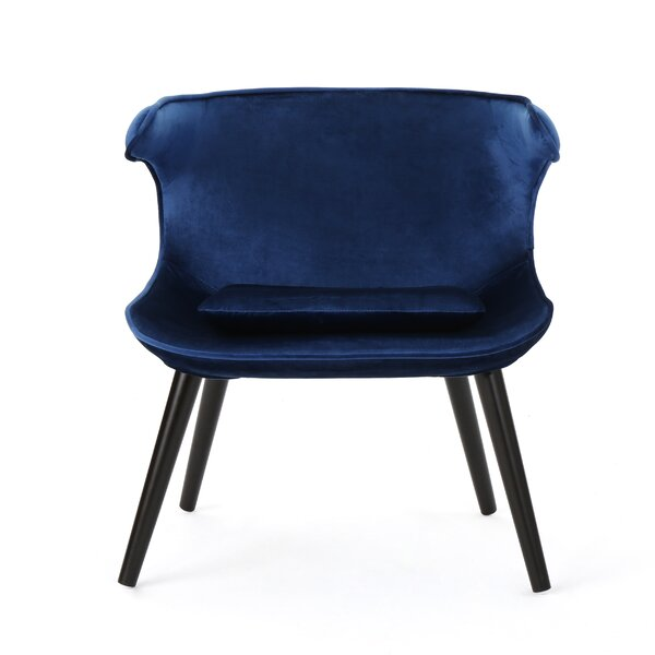 Disanto Barrel Chair By George Oliver