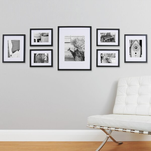 Wall Picture Frame Set picture frames you'll love | wayfair