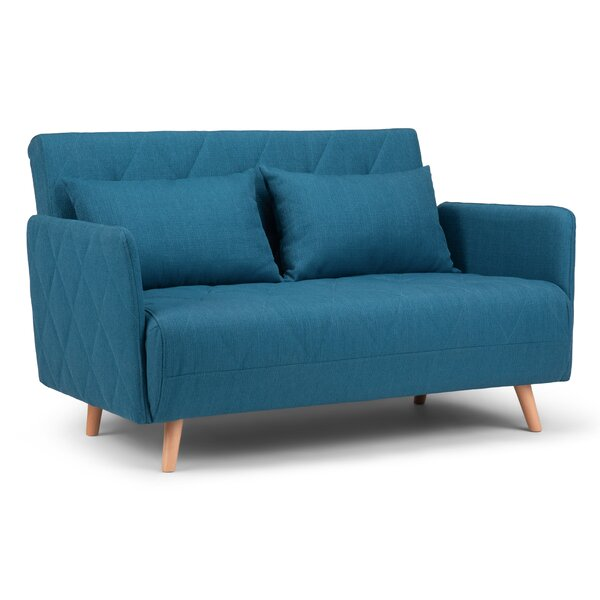 Modern Beautiful Emmalynn Roll-Out Convertible Sofa by Brayden Studio by Brayden Studio