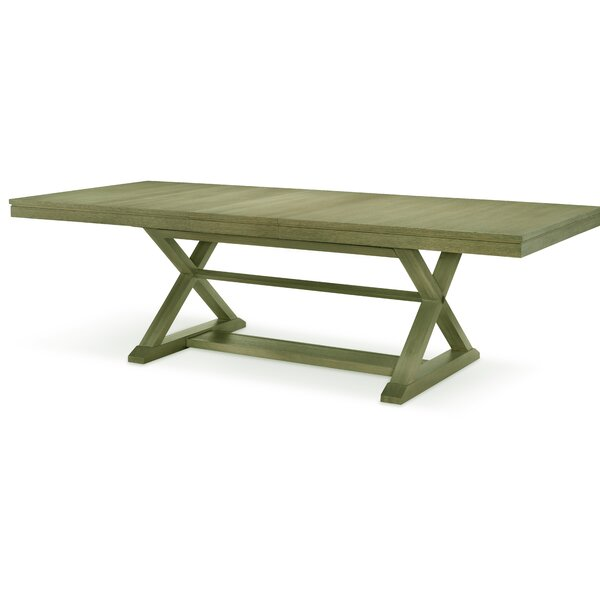 Boulevard Extendable Dining Table by Legacy Classic Furniture Legacy Classic Furniture