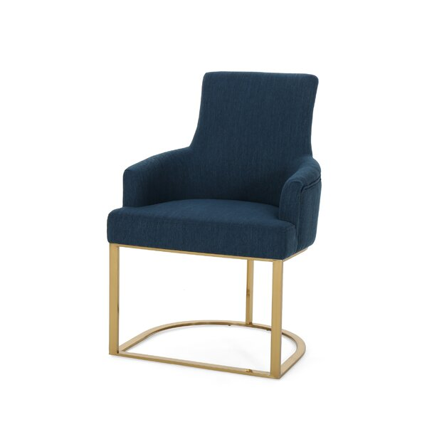 Zac Fabric Armchair By Mercer41