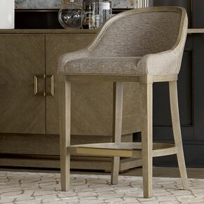 Albright Bar Stool by Everly Quinn