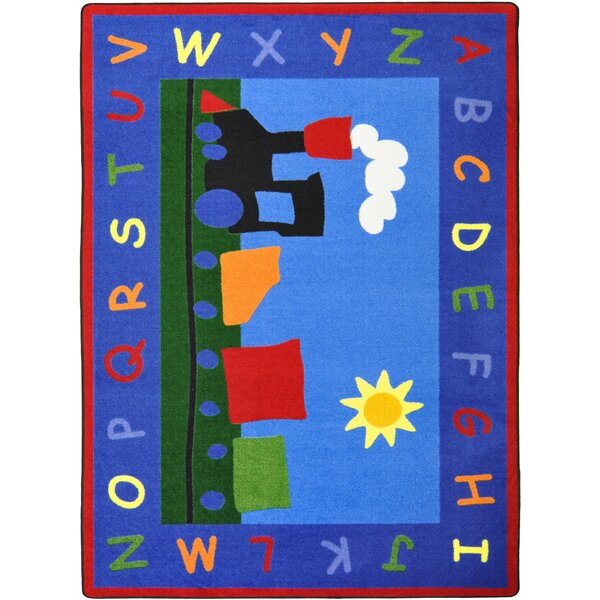 Hand-Tufled Kids Rug by The Conestoga Trading Co.