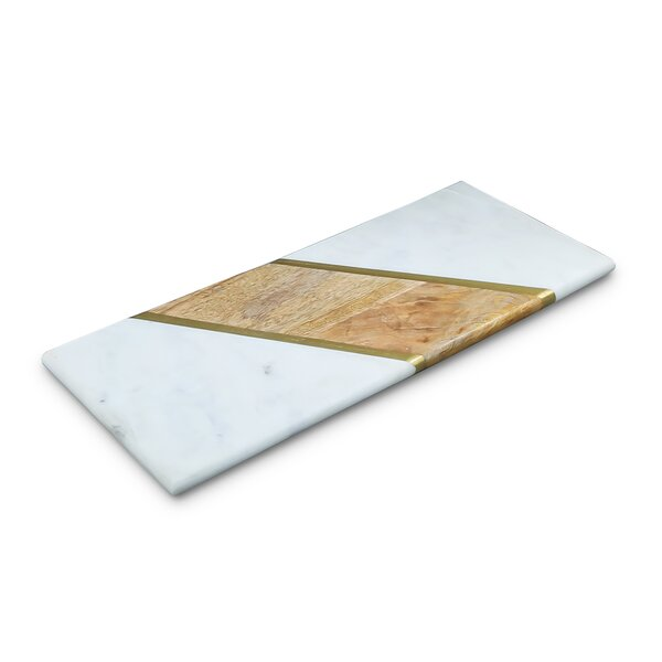 Hamler Strip Cheese Board and Platter by Wrought Studio
