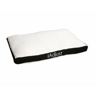Certified Organic Adjustable Dunlop Latex Standard Pillow By iAdjust