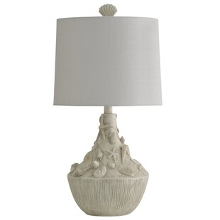 Compare prices Alaya 38 Table Lamp By Highland Dunes