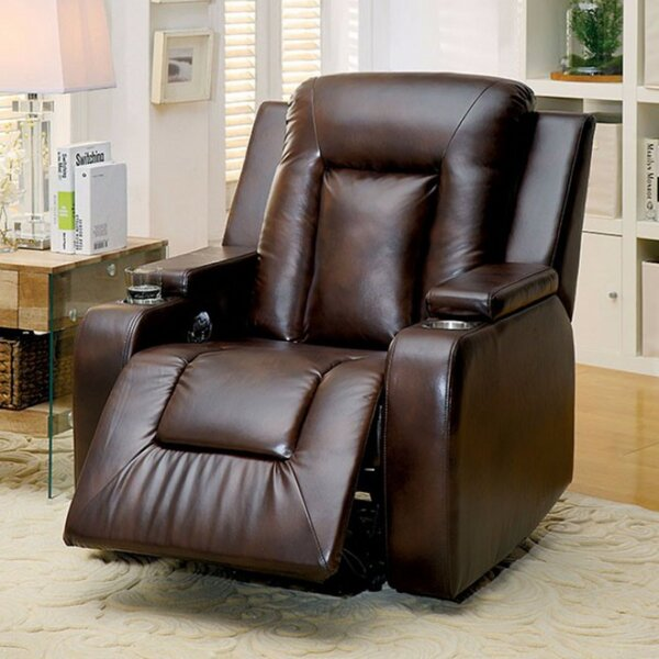 Rodin Manual Rocker Recliner by Latitude Run