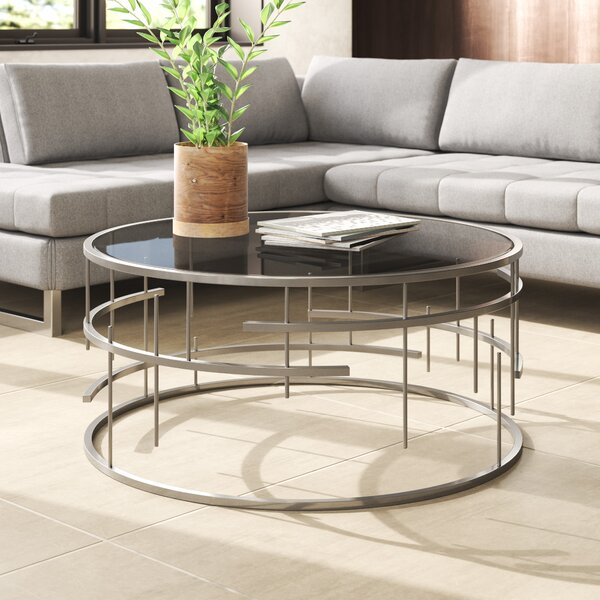 Tiffany Coffee Table by Nuevo Nuevo