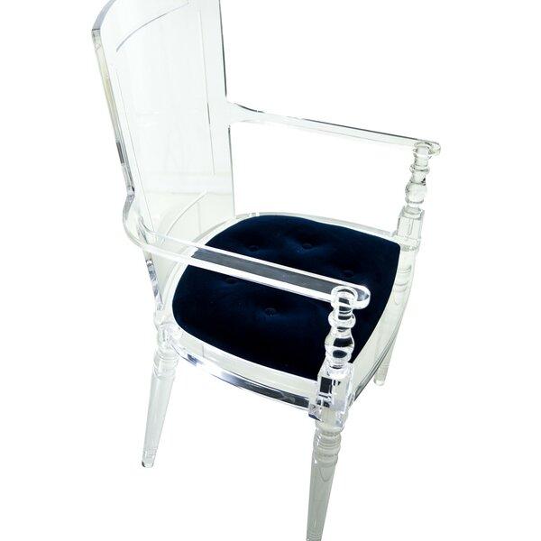 Juliette Lucite Dining Chair by ModShop ModShop