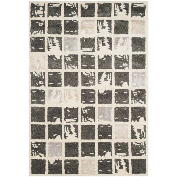 Jefferson Hand-Tufted Area Rug by Wrought Studio
