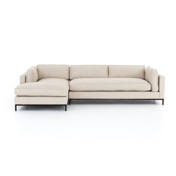 Southwold 2 Piece Sectional By Brayden Studio