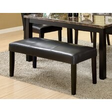 Parker Leatherette Dining Bench by Hokku Designs