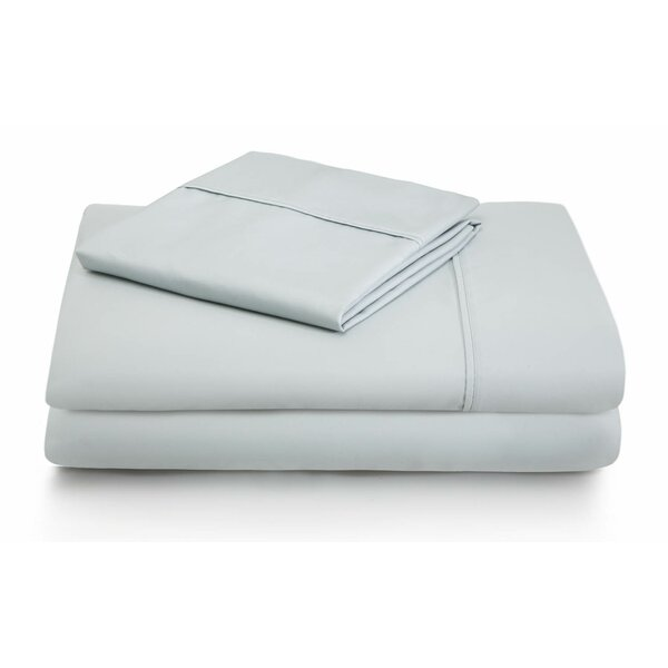 Dan Woven 600 Thread Count Cotton Blend Sheet Set by The Twillery Co.