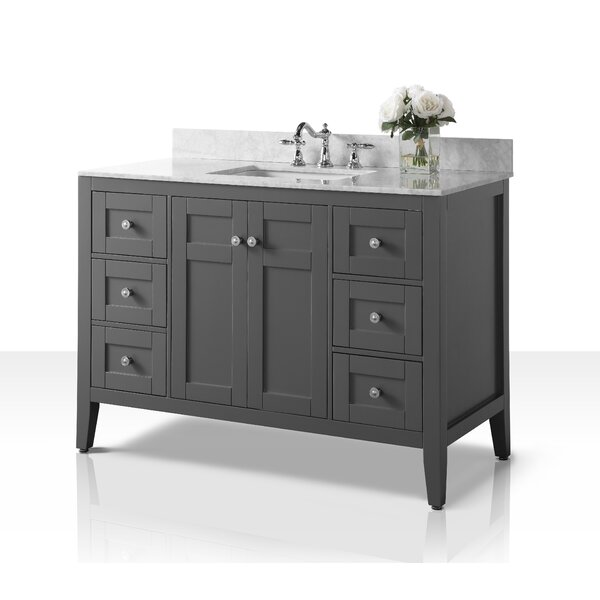 Fuller 48 Single Bath Vanity Set by House of Hampton
