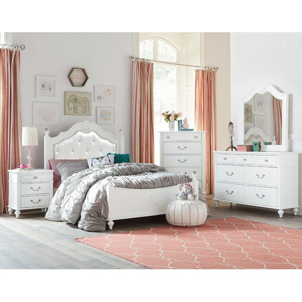 Brooklyn Panel Configurable Bedroom Set by Viv + Rae