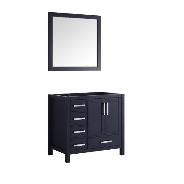Michaella Right Version 35 Single Bathroom Vanity Base Only
