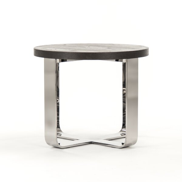 Croix End Table by Zentique