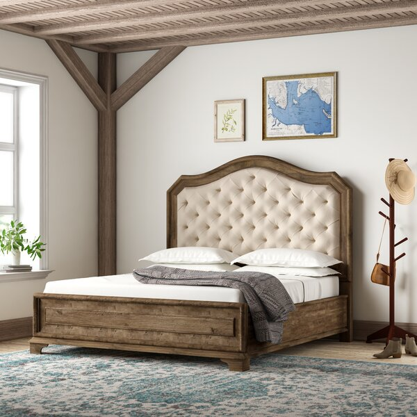 Unruh Upholstered Standard Bed by Ophelia & Co.