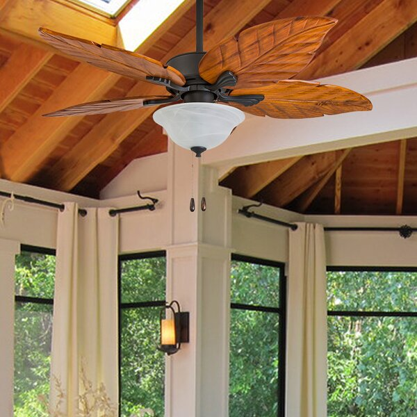 52 Stedman 5 Blade LED Ceiling Fan by Bay Isle Home