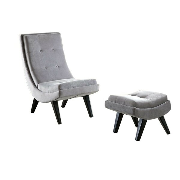 Avianna Lounge Chair By Everly Quinn 2019 Sale