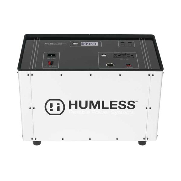 1500 Series 1.3 kW Steam Generator by Humless