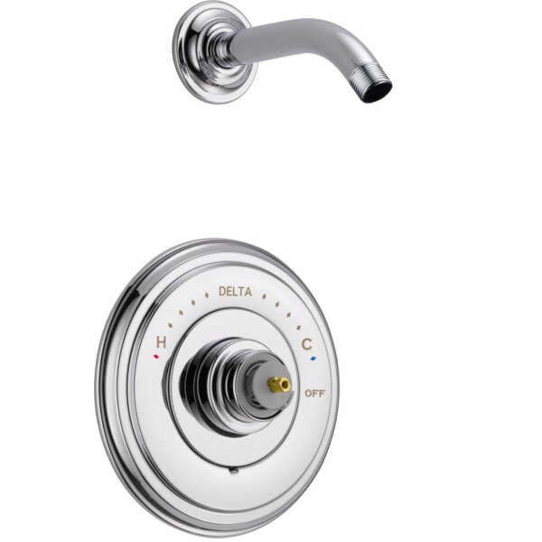 Cassidy MultiChoice(R) 14 Series Shower Trim by Delta