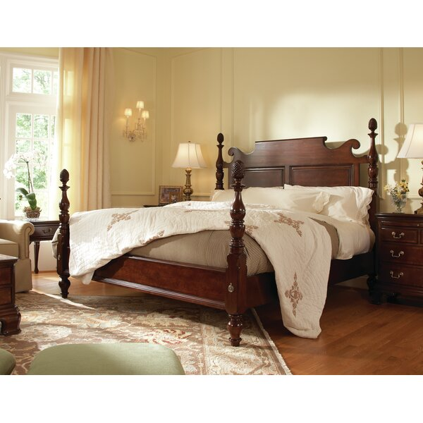 Bedford Pineapple Four Poster Bed by Fine Furniture Design