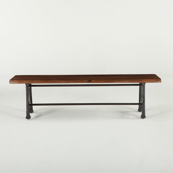 Church Wood Bench by Gracie Oaks
