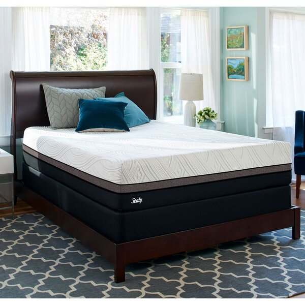 Conform™ Premium 13.5 Ultra Plush Mattress and Box Spring by Sealy